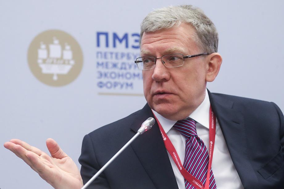 Алексей Кудрин одним из первых признал провал существующей системы госзакупок на ПЭФ в 2018 году.