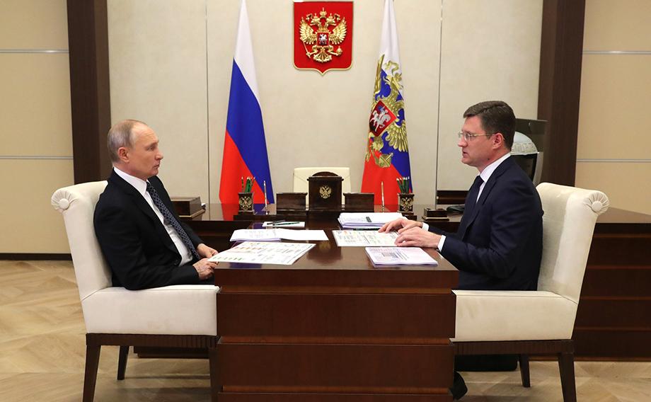 По словам вице-премьера Александра Новака, всего по итогам 2020 года в России будет добыто 514 млн тонн нефти.