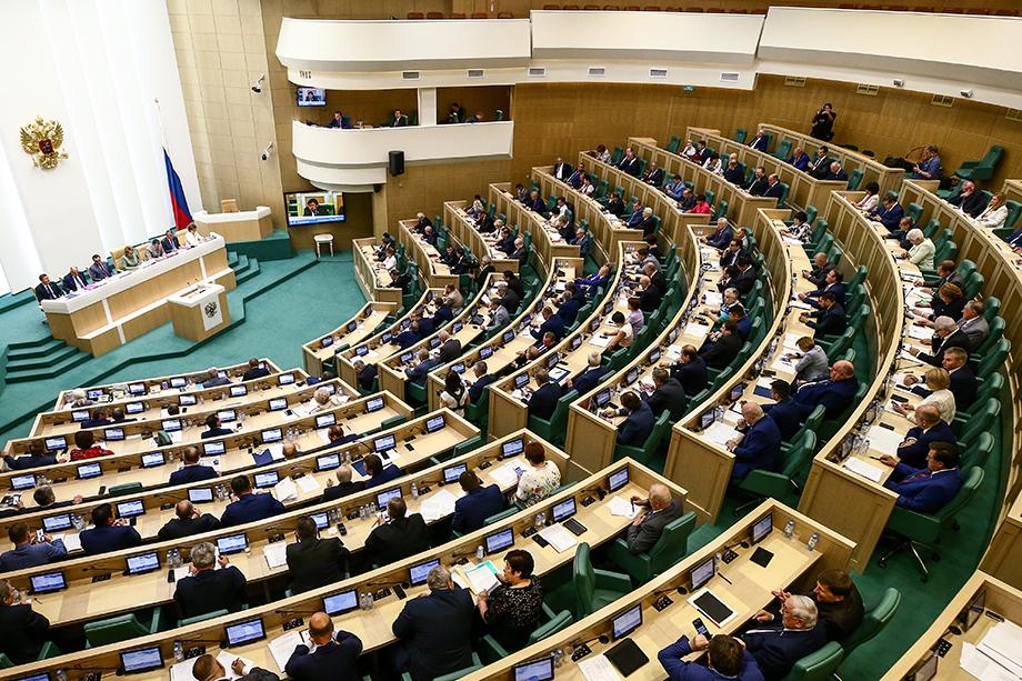 С принятием закона порядок формирования верхней палаты парламента приводится в соответствие с Конституцией.
