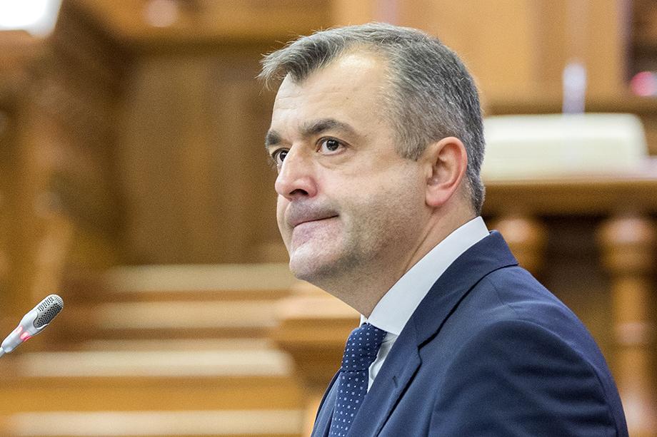 Действующее правительство Молдавии было сформировано в ноябре 2019 года.