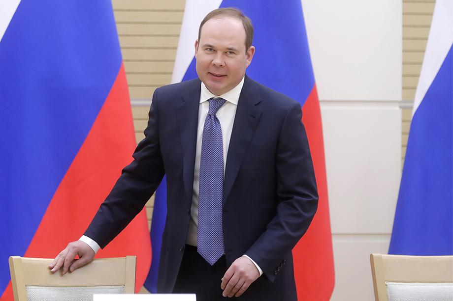 Антон Вайно стал главой комиссии по согласованию работы органов публичной власти.