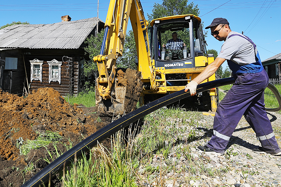 По мнению специалистов, маловероятно, что амбициозный проект «Газпрома» по газификации всей России когда-нибудь окупится полностью.