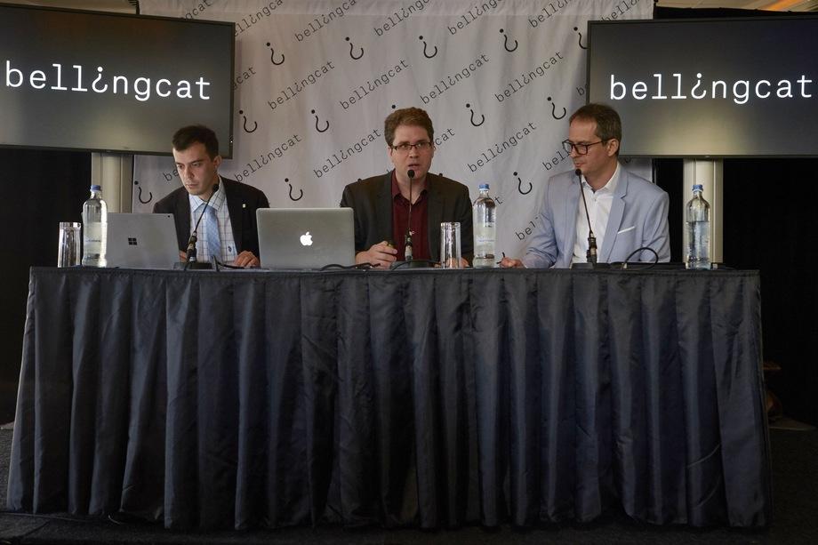 Расследования по «российской тематике» – конёк Bellingcat.