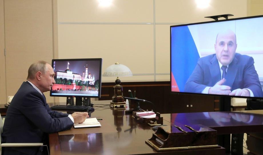 В ходе встречи Мишустин также отчитался о том, что контрольный пакет акций авиакомпании «Аврора» передан правительству Сахалинской области.