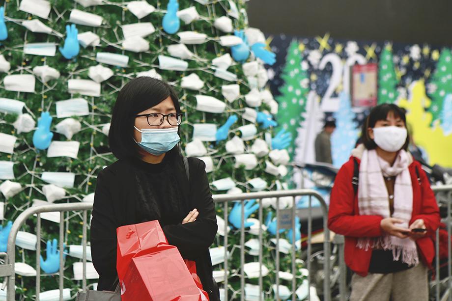 Новый вид заболевания выявлен у местной жительницы, вернувшейся из Соединённого Королевства 22 декабря.