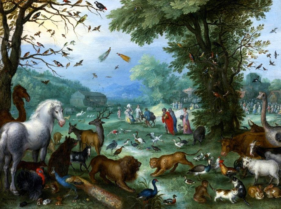 Кто возьмёт на себя роль Ноя? У кого сейчас есть возможности и потенциал стать новым Ковчегом, чтобы добраться до «светлого будущего»?