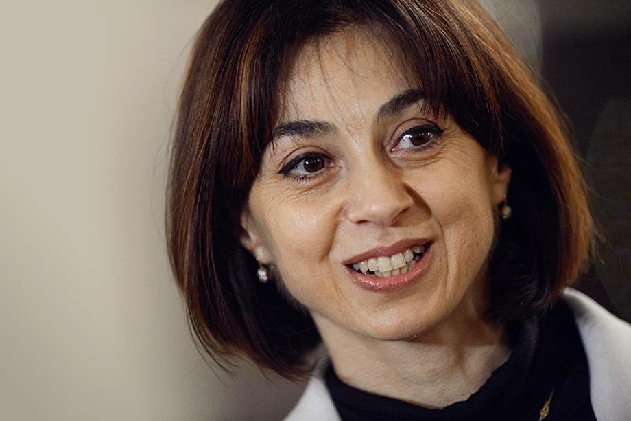 Нина Ананиашвили.