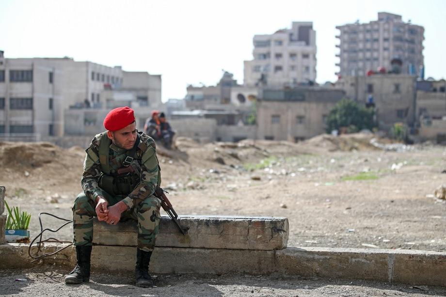 В первые две недели 2021 года из Сирии уже начали поступать тревожные сообщения.