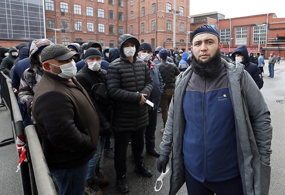 Изменения затронут приезжающих из стран Евразийского союза.