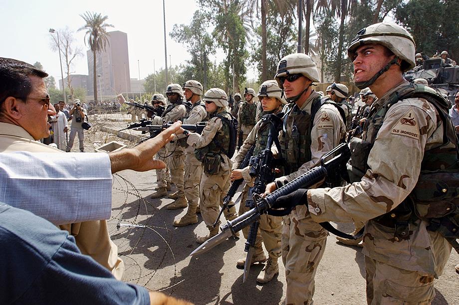 На войну в Ираке и Афганистане США потратили астрономическую сумму – около 8 трлн долларов.