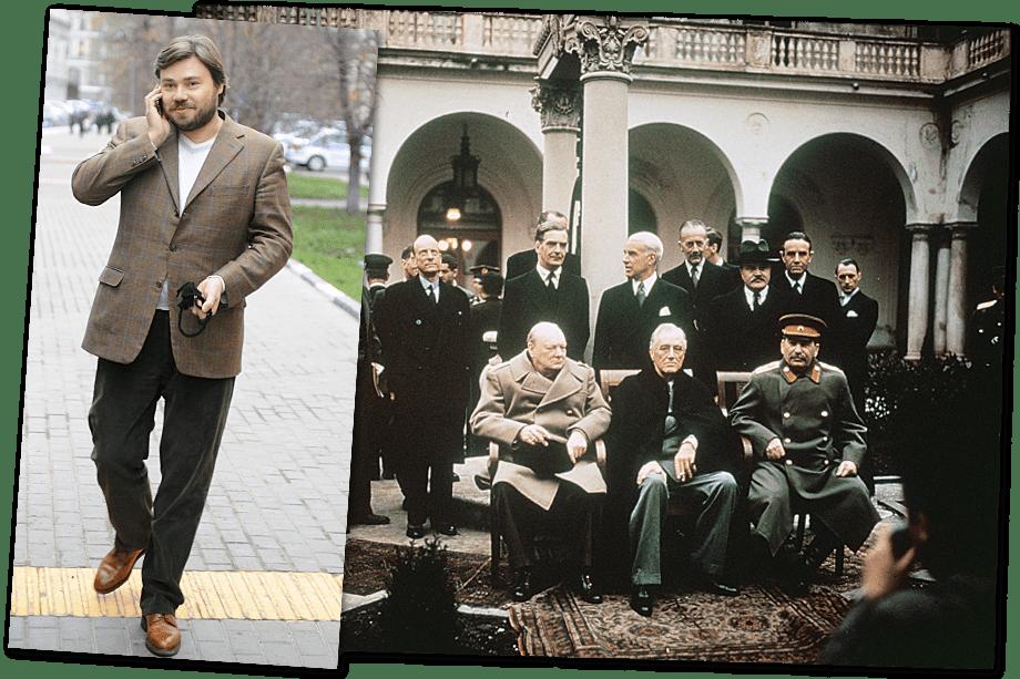 Константин Малофеев – владелец санатория «Ливадия», в комплекс которого входят здания Ливадийского дворца и парк с реликтовыми деревьями. Здесь проходила Ялтинская конференция, определившая в 1945-м мироустройство на несколько десятилетий вперёд.