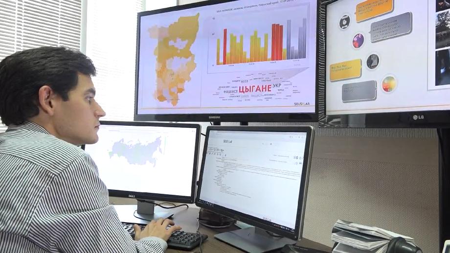 Пермская компания «Сеуслаб» занимается разработкой программ для мониторинга соцсетей.
