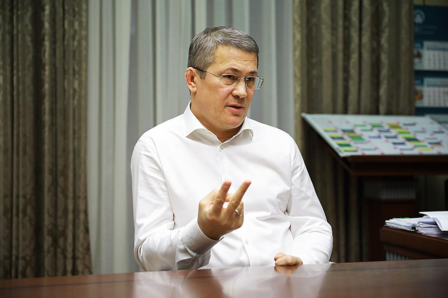 Глава Башкирии Радий Хабиров убеждён, что объединение вузов приведёт к позитивным изменениям.