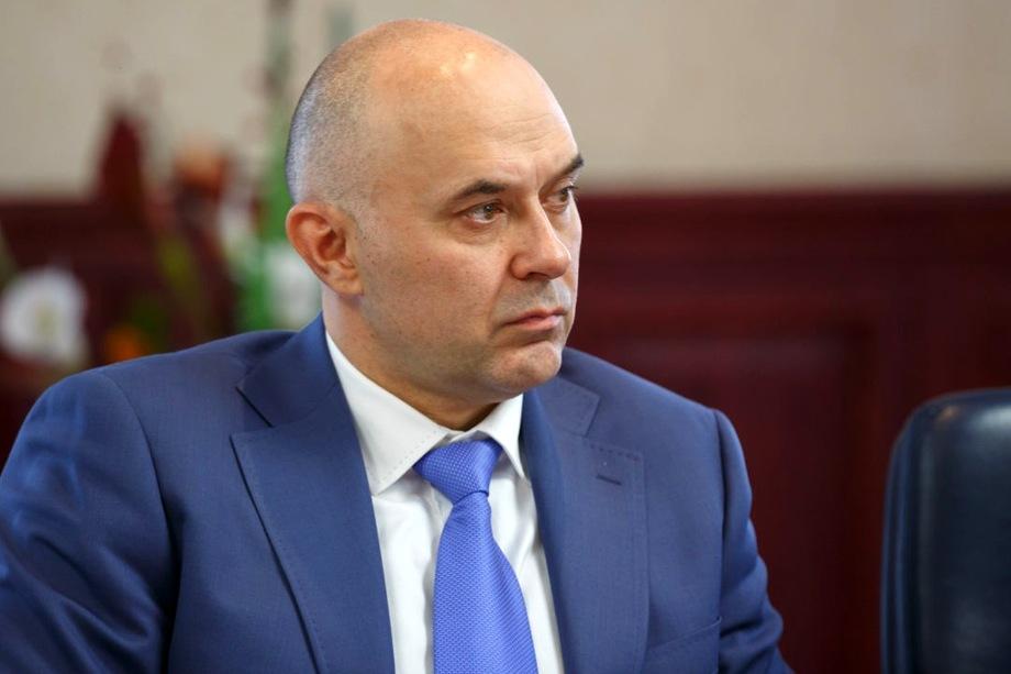 Андрей Филатов считался основным претендентом на пост мэра.