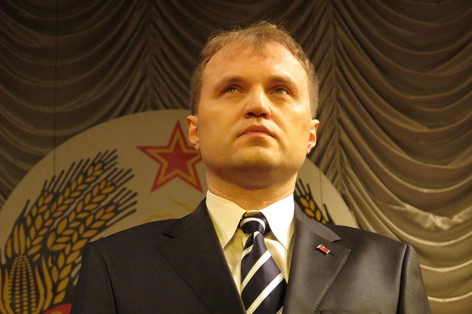 Евгений Шевчук, второй президент ПМР, управлял республикой с 30 декабря 2011 года по 16 декабря 2016 года.