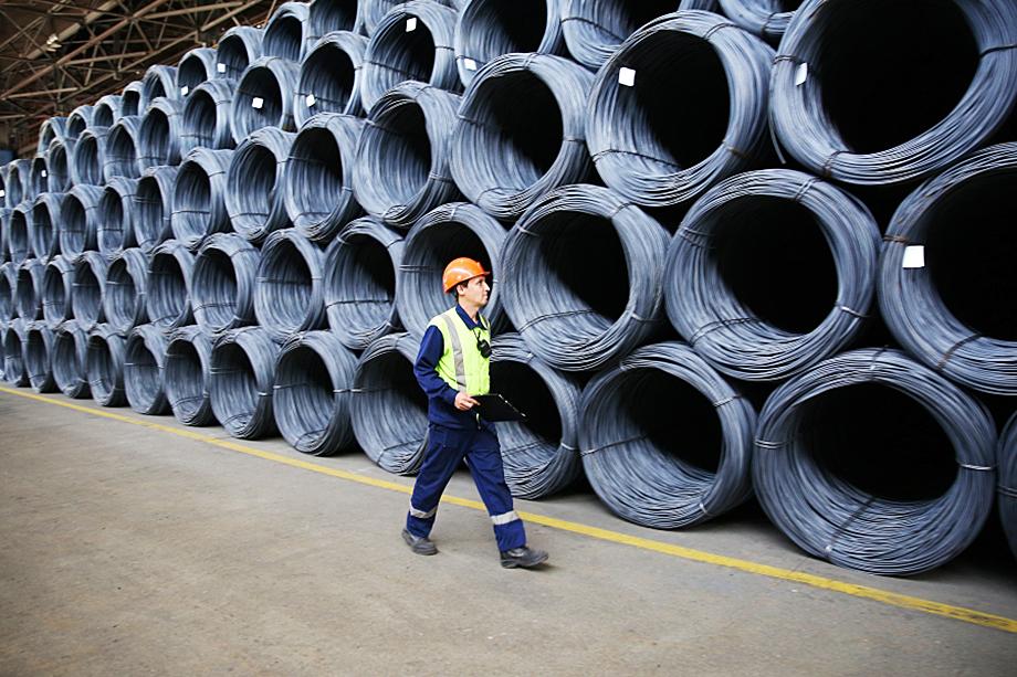 Для электрометаллургических заводов железный лом является основным сырьём.