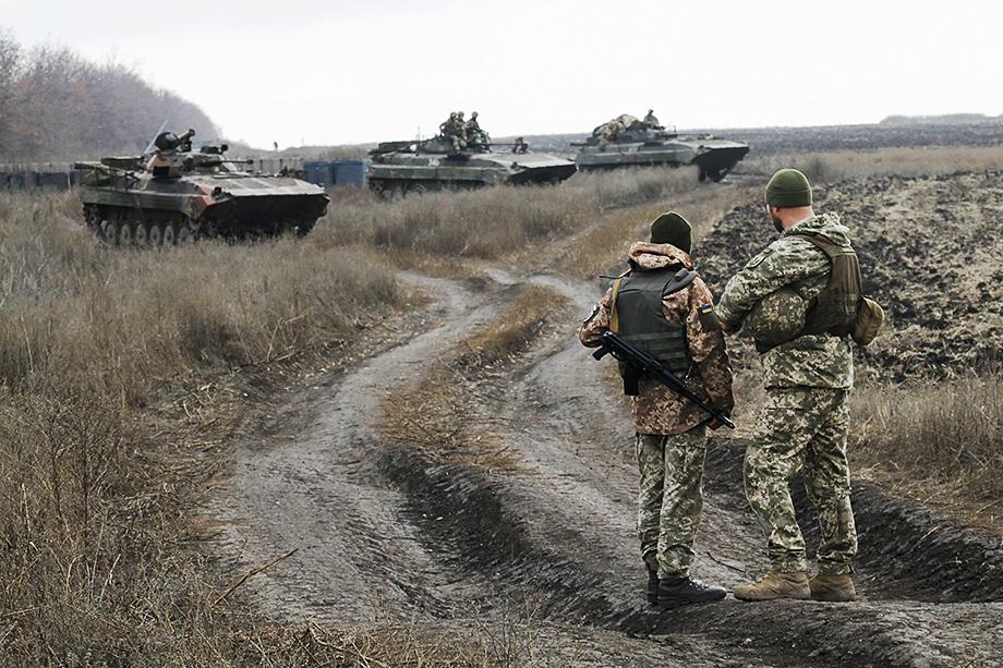 Несмотря на отсутствие открытых военных действий, ситуация на границе остаётся напряжённой.