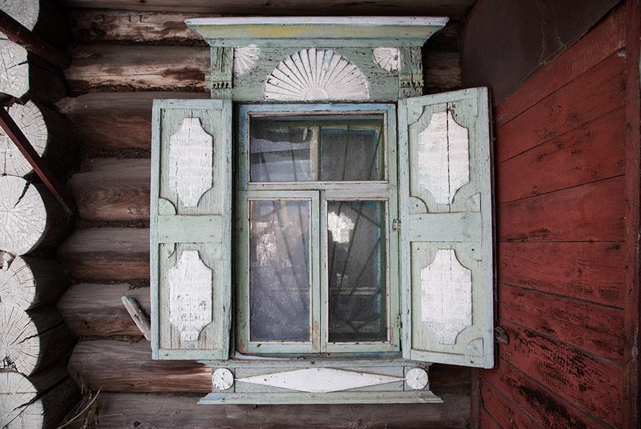 Дом в Сербишине.