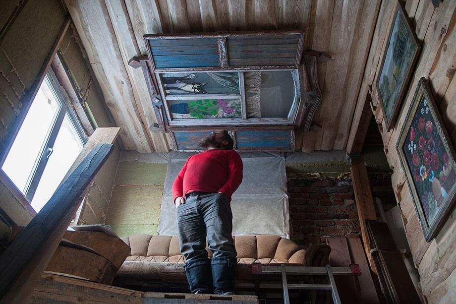 Портрет Алексея Парыгина, Невьянск.