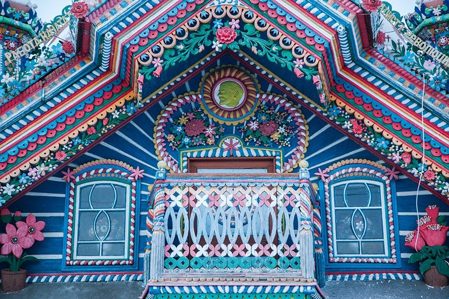 Дом кузнеца Кириллова, село Кунара.