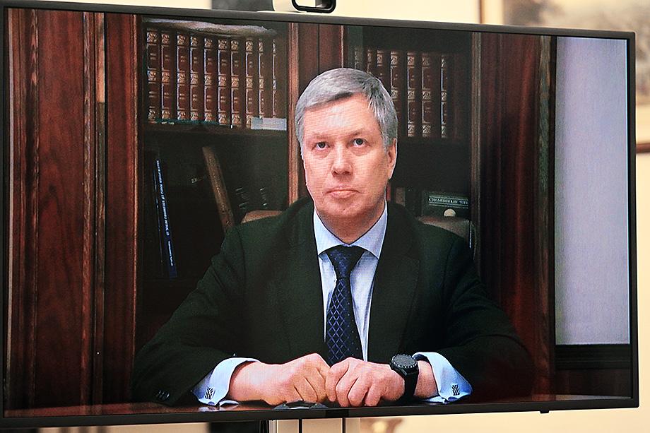 Врио губернатора Ульяновской области назначен коммунист Алексей Русских.