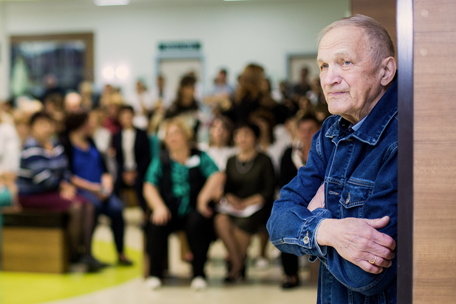 Владислав Тетюхин отвергал попытки экономить на питании пациентов.