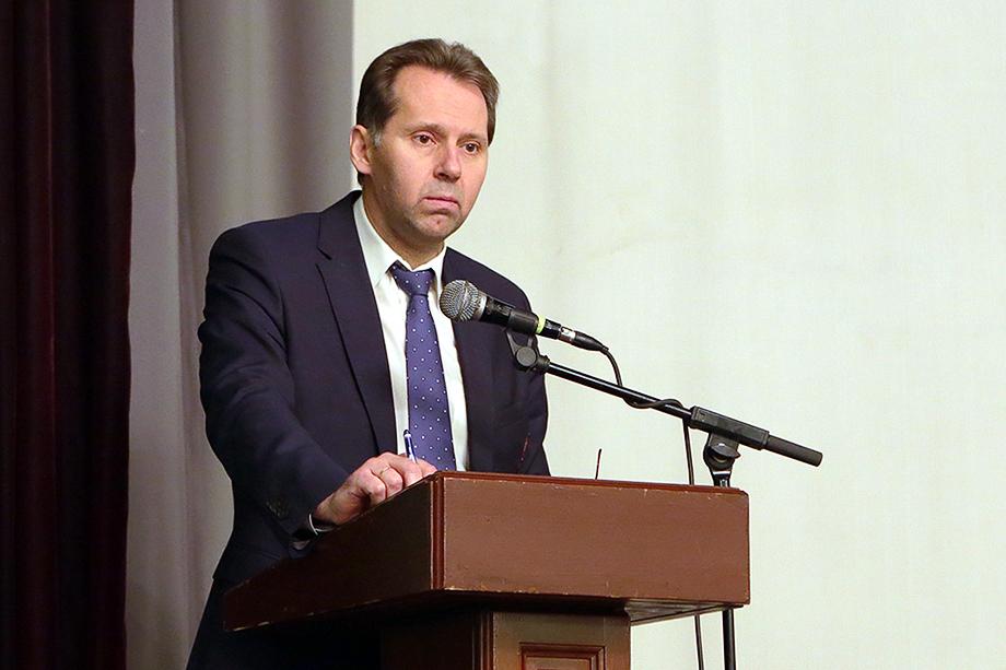 Генеральный директор «Уралвагонзавода» Александр Потапов