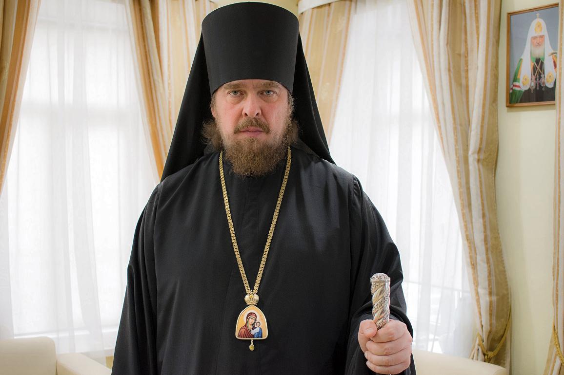 В ближайшее время Алексия возведут в сан митрополита.