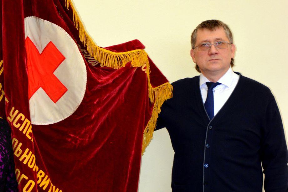 Ранее стало известно о конфликте в отделении Красного Креста.