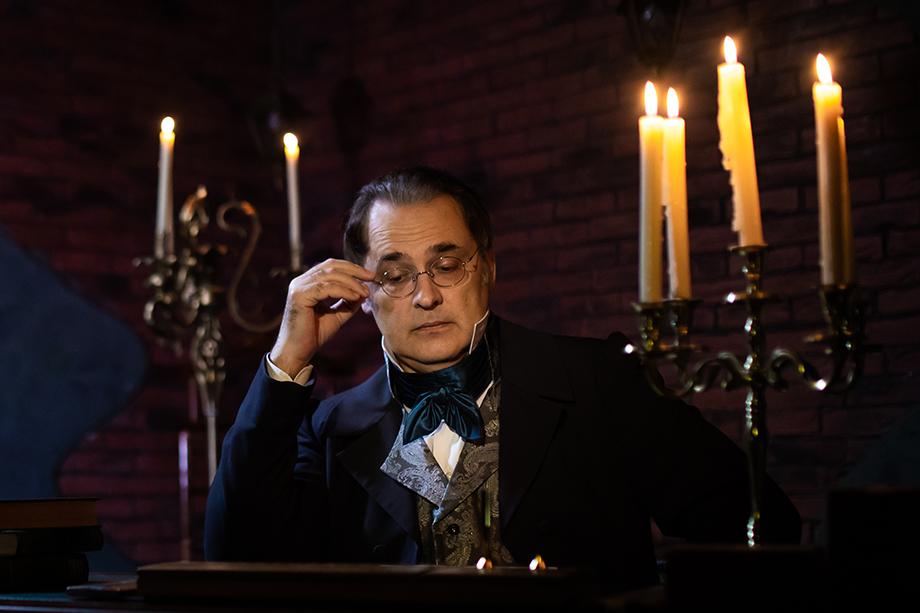 За свою карьеру Скворцов сыграл более 80 ролей, среди которых Осёл в спектакле «Бременские музыканты» и Евгений Онегин – в «Евгении Онегине».