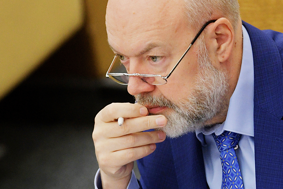 Работа над новой редакцией законов ведётся в закрытом режиме под руководством Павла Крашенинникова.