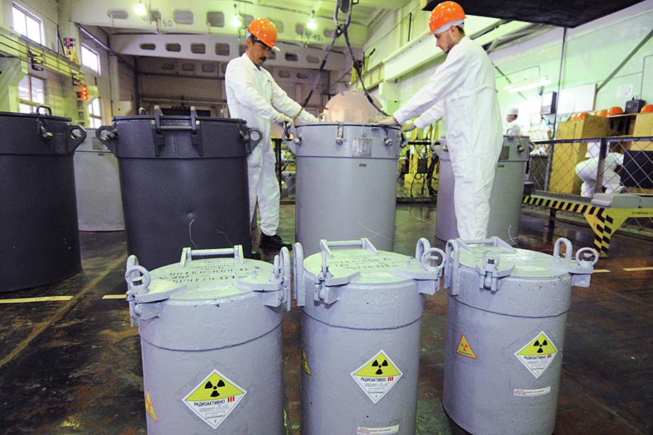 Вопросами переработки и хранения ядерных отходов предприятие «Маяк» занимается уже много лет.