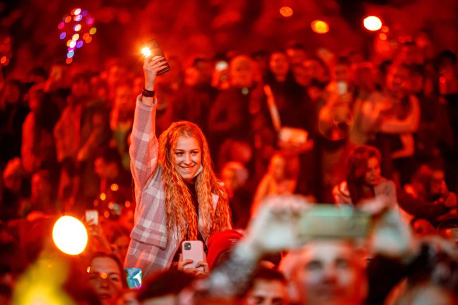 Ural Music Night традиционно проводится в последнюю пятницу июня, начиная с 2015 года.