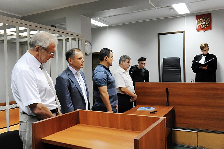 Пресненский районный суд признал Александра Рябинина виновным в мошенничестве в особо крупном размере.