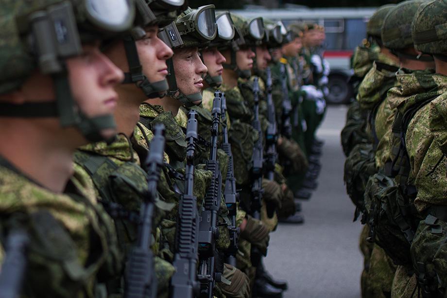 В 2020 году Парад Победы в Екатеринбурге проходил в условиях ограничительных мер.
