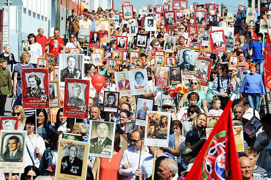 В этом году состоится шествие памяти «Беларусь помнит».