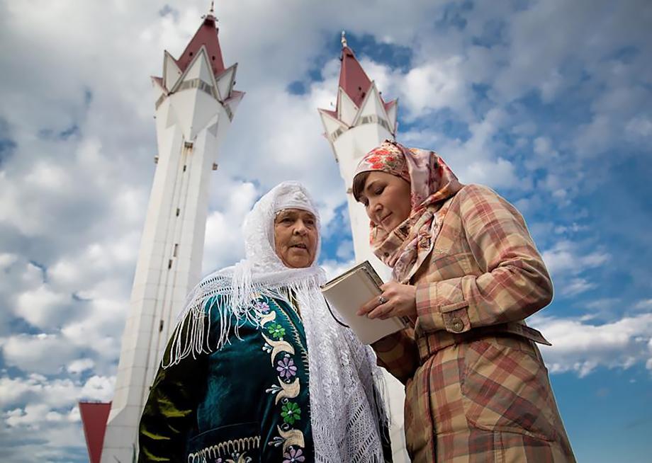 Мечети обязали следить за соблюдением социальной дистанции прихожанами.