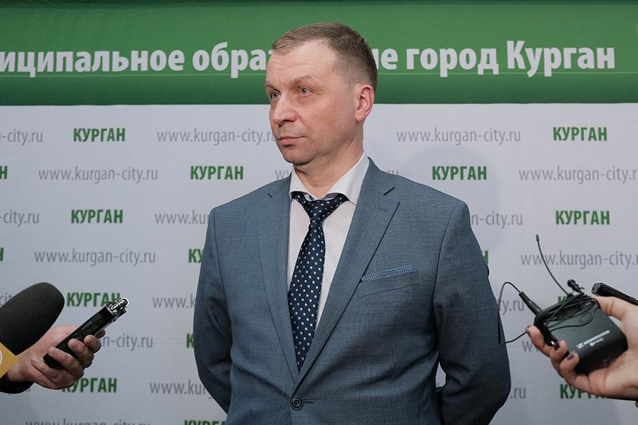 Андрей Потапов занимал пост главы Кургана с 2019 года.