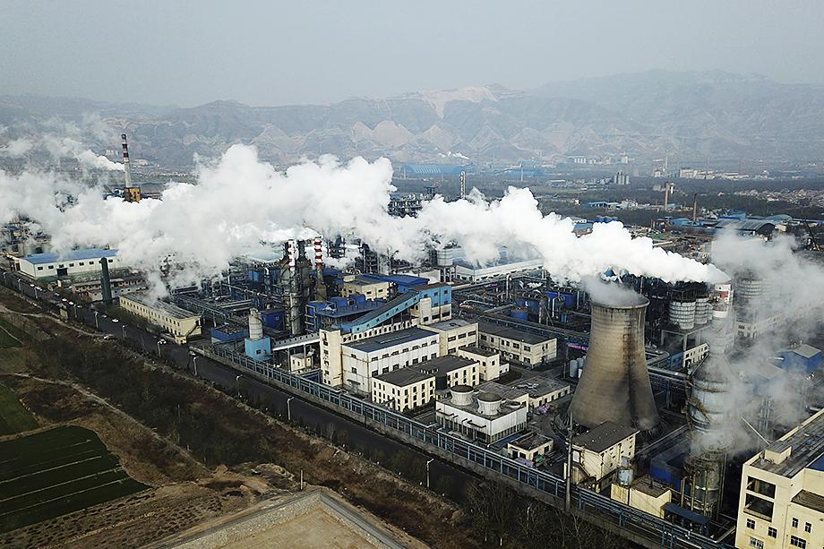 Китайский вариант подготовки к новой зелёной политике ЕС предполагает создание внутренней системы учёта выбросов по аналогии с уже существующей европейской системой.