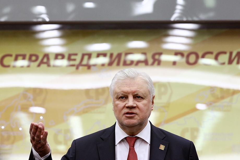 Приезд Сергея Миронова связан с переговорами по грядущим выборам депутатов Госдумы – лидер и областное руководство будут договариваться о конфигурации выдвижения кандидатов.