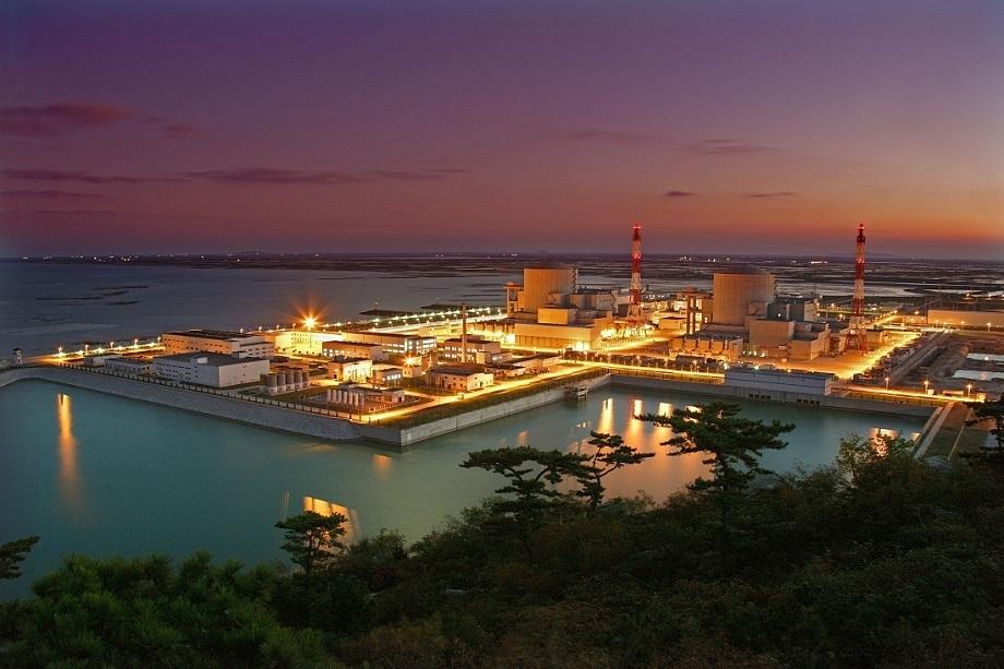 Тяньваньская АЭС.
