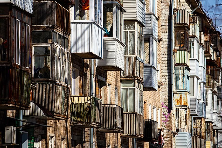 В Екатеринбурге хрущёвки и более старые дома составляют не больше 20 процентов от общего жилфонда.