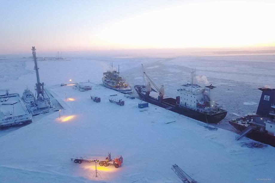 Проект «Арктик СПГ-2» реализуется совместно с французскими, китайскими и японскими партнёрами.