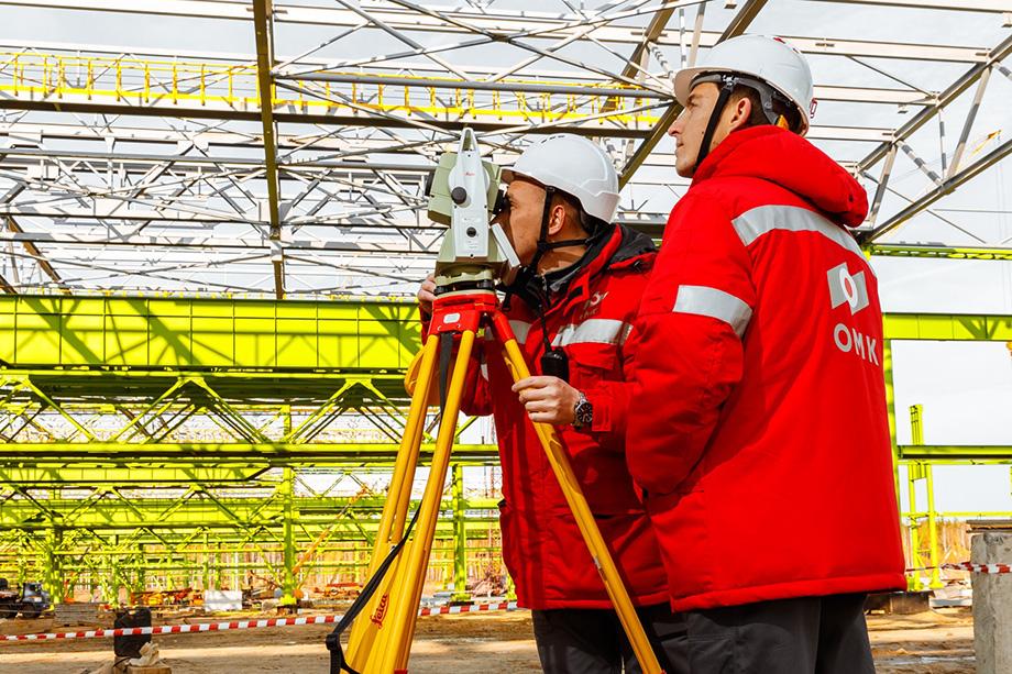 ОМК приступила к реализации на Выксунском металлургическом заводе «первого в Европе в области зелёной металлургии» проекта «Эколант».
