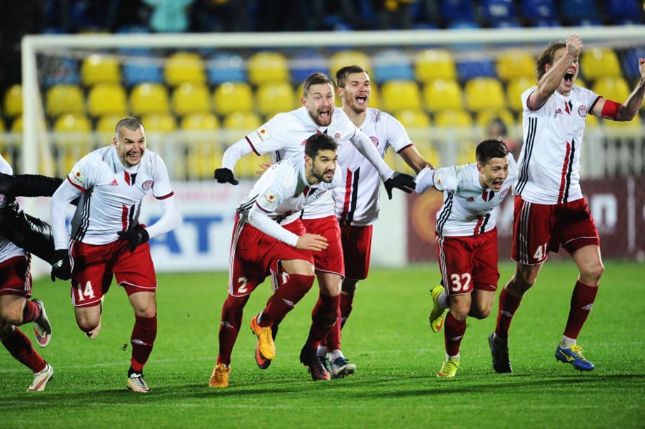 Футбольный клуб «Амкар» выступал на профессиональном уровне с 1995 по 2018 год.