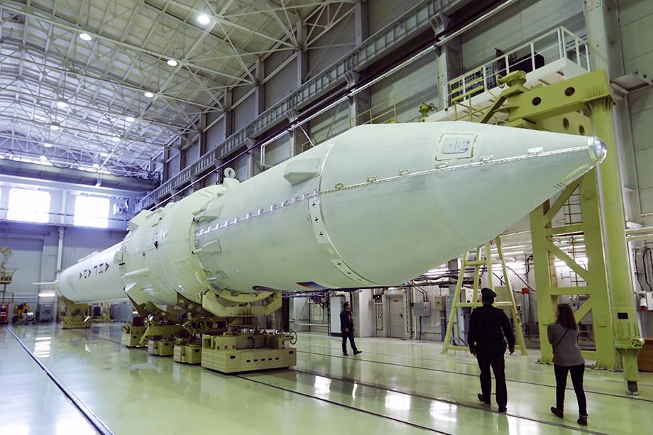 Двигатель РД-191М позволяет увеличить грузоподъёмность ракеты-носителя «Ангара» до 25,5 тонны.