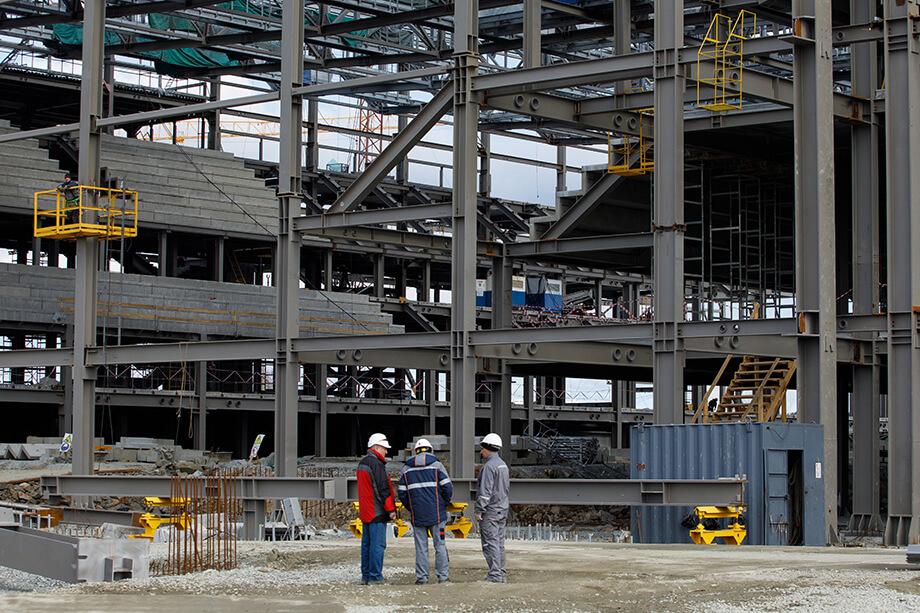 Ранее Правительство РФ уже направило более 8,5 млрд рублей на строительство Дворца водных видов спорта в Екатеринбурге.