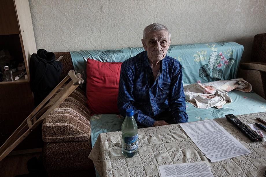 Роберт Чегодаев считает, что власти скрывают реальную картину об экологической ситуации в регионе.