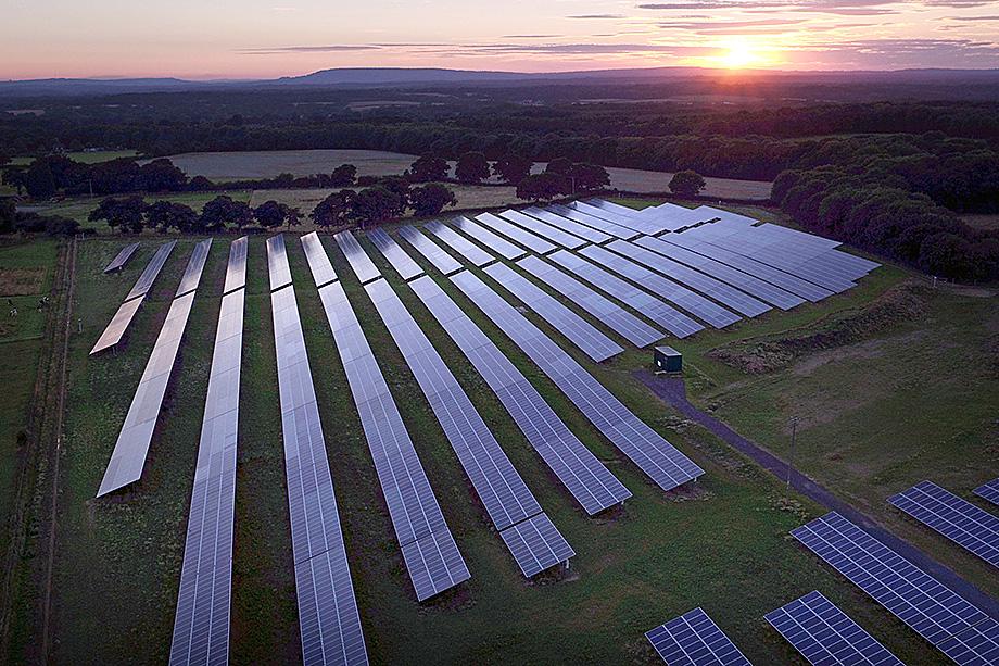 Проект «Зелёная энергетика» – очередная попытка Запада восстановить конкурентоспособность.