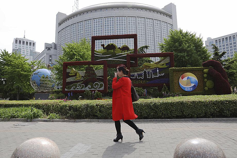 Китайский проект «Один пояс – один путь» может стать реальной альтернативой попытке США вернуть себе статус властелина мира.